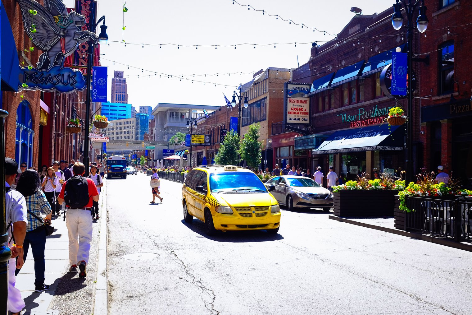 Detroit Greektown